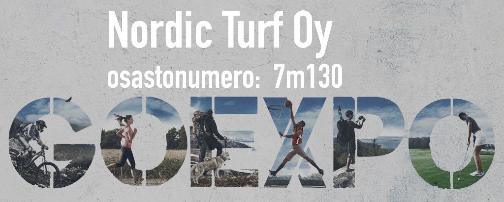 Goexpo Nordic Turf